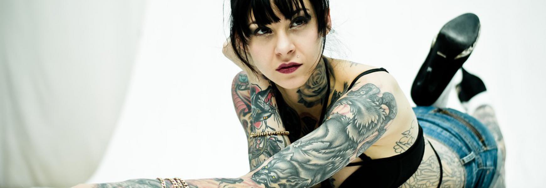 Tatuajes que nunca deberías hacerte