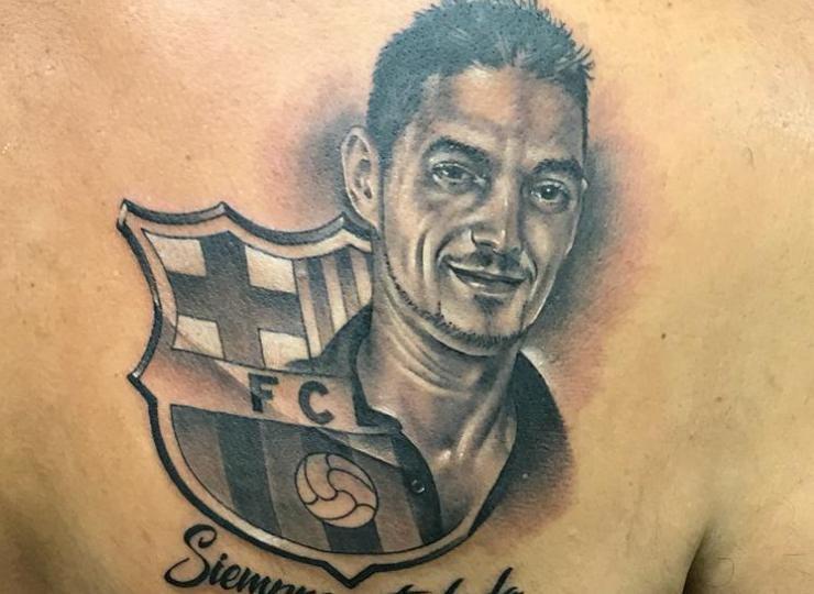 Tattoo Retrato